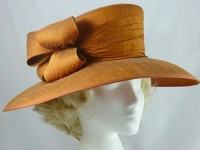 Walter Wright Bronze Occasion Hat